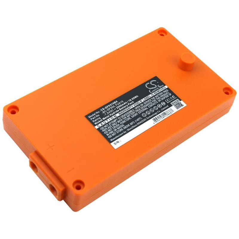 Premium Battery for Gross Funk Crane Remote Control, Gf500 7.2V, 2500mAh - 18.00Wh