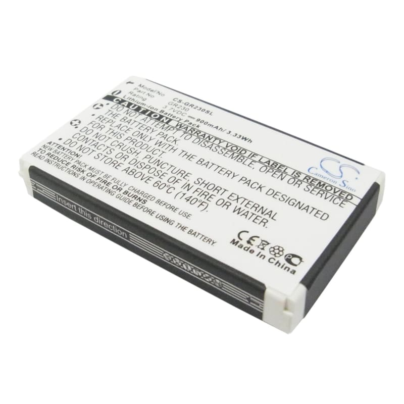 Premium Battery for Belkin Bluetooth Gps Receiver 3.7V, 900mAh - 3.33Wh