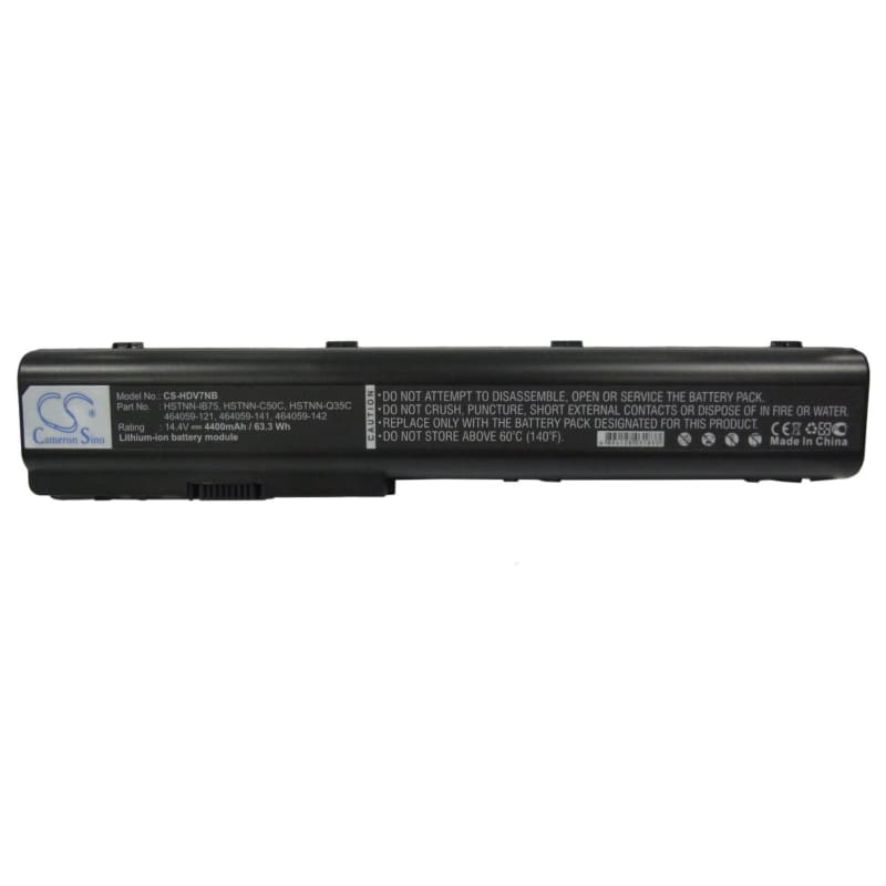 New Premium Notebook/Laptop Battery Replacements CS-HDV7NB