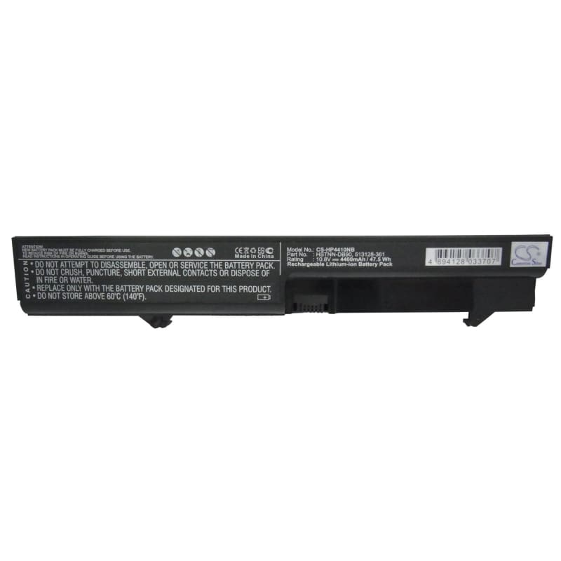 New Premium Notebook/Laptop Battery Replacements CS-HP4410NB