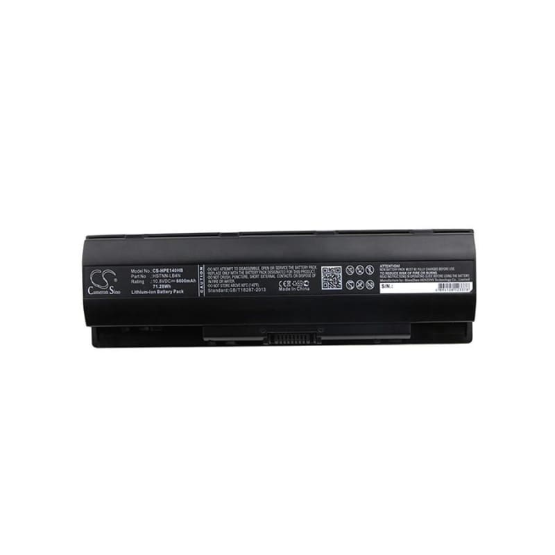 New Premium Notebook/Laptop Battery Replacements CS-HPE140HB