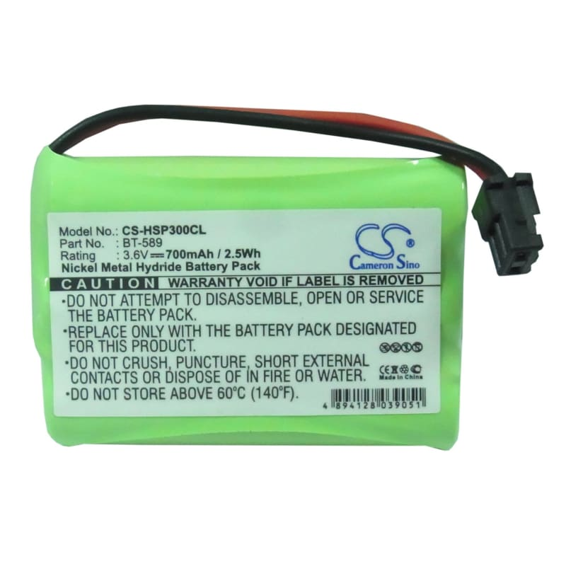 New Premium Cordless Phone Battery Replacements CS-HSP300CL