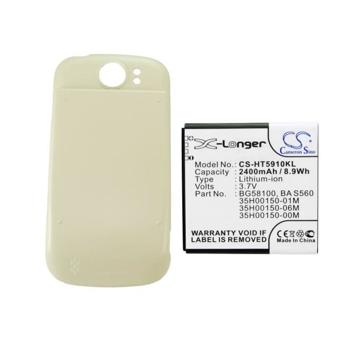 New Premium PDA/Pocket PC Battery Replacements CS-HT5910KL