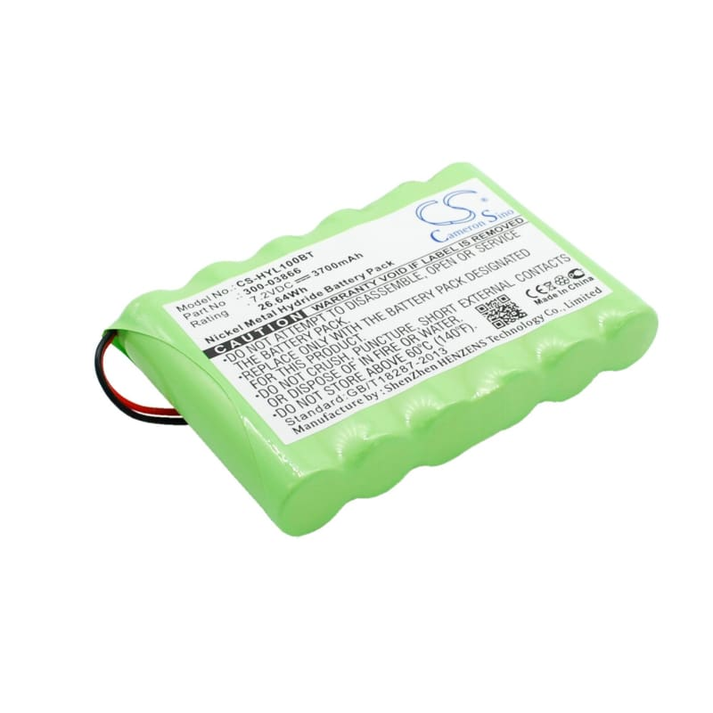 Premium Battery for Honeywell Lynx, Lynx 5100, Lynx 5200 7.2V, 3700mAh - 26.64Wh