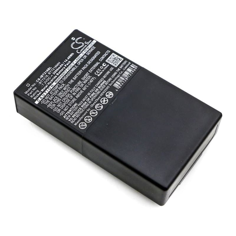 Premium Battery for Itowa Boggy, Combi Caja Spohn 7.2V, 2000mAh - 14.40Wh