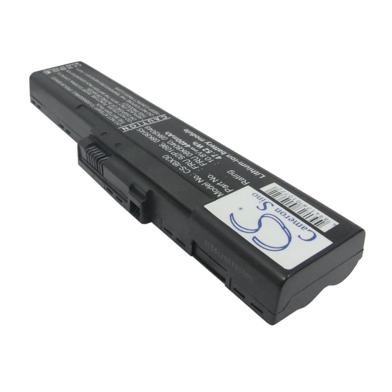New Premium Notebook/Laptop Battery Replacements CS-IBX30