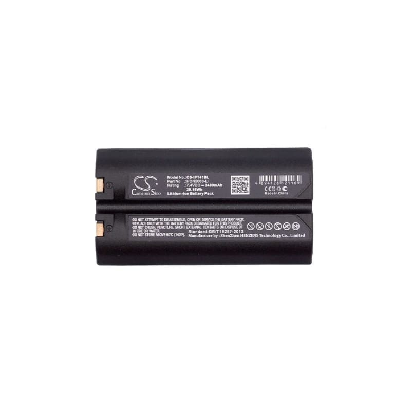 New Premium BarCode/Scanner Battery Replacements CS-IPT41BL