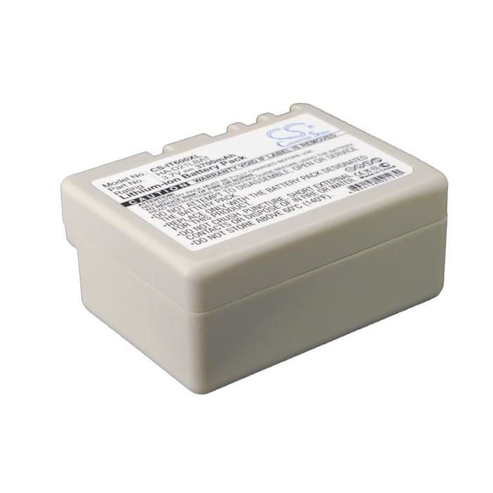 New Premium BarCode/Scanner Battery Replacements CS-IT600XL