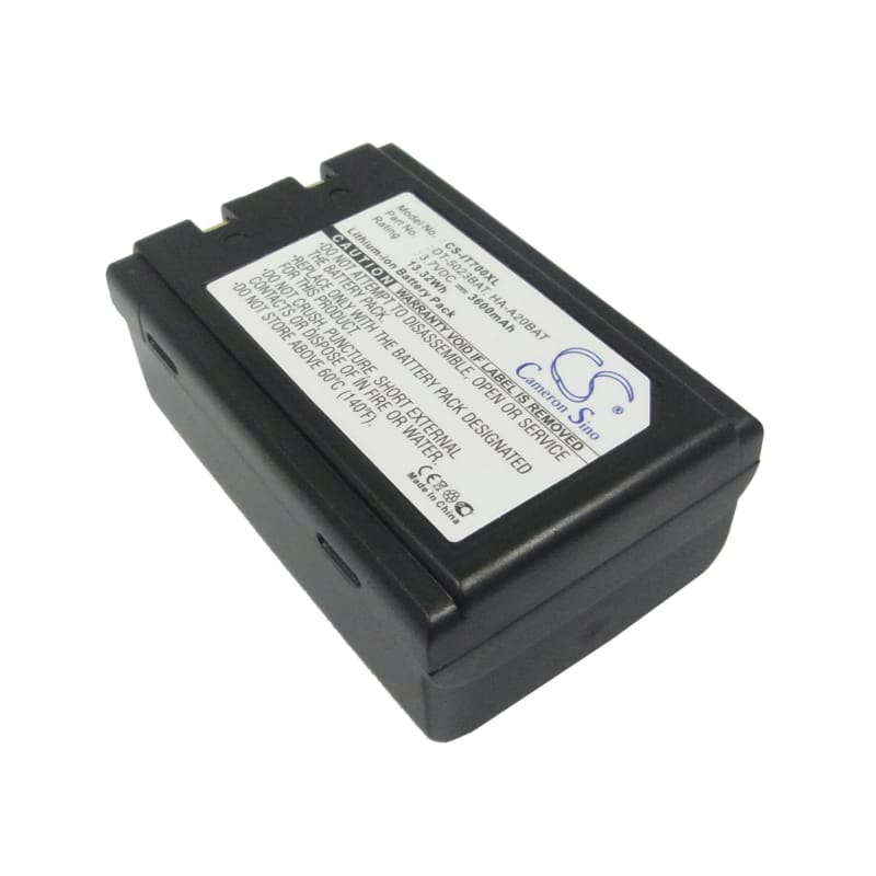 Premium Battery for Casio Personal Pc It-70, It-700, Dt-x10 3.7V, 3600mAh - 13.32Wh
