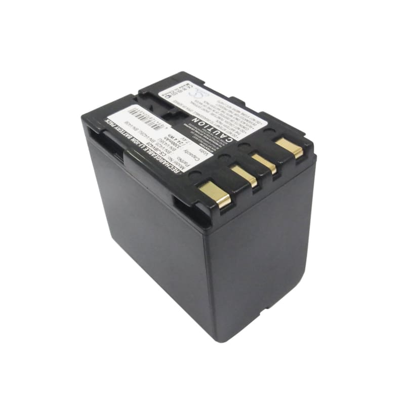 Premium Battery for Jvc Cu-vh1, Cu-vh1us, Gr-33, Gr-4000us, 7.4V, 3300mAh - 24.42Wh