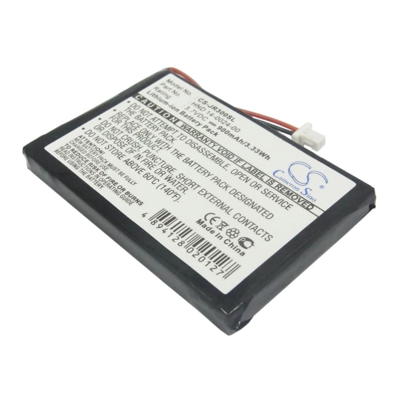 New Premium PDA/Pocket PC Battery Replacements CS-JR300SL