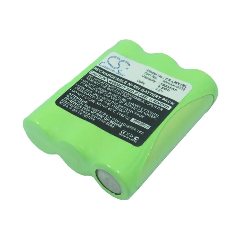 Premium Battery for Datalogic 5-2043, 5-2352, 5-2389 3.6V, 1800mAh - 6.48Wh