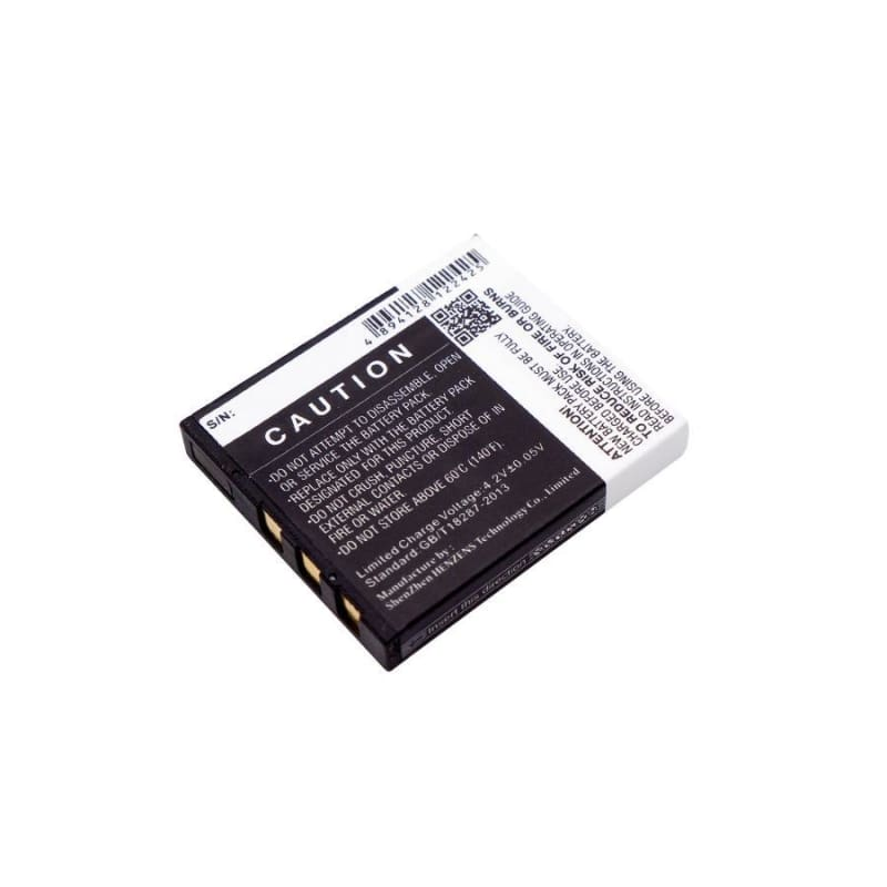 Premium Battery for Honeywell, 8650, 8670, Voyager 1602g 3.7V, 850mAh - 3.15Wh