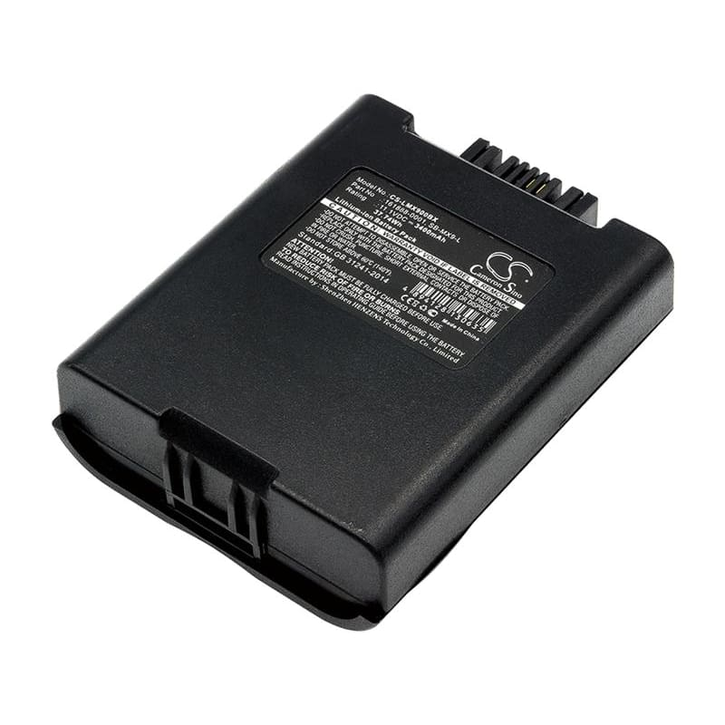 Premium Battery for Honeywell, Mx9380, Mx9381, Mx9382, Mx9383 11.1V, 3400mAh - 37.74Wh