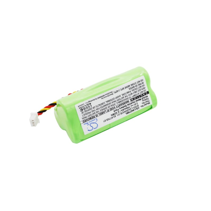 New Premium BarCode/Scanner Battery Replacements CS-LS4278BL