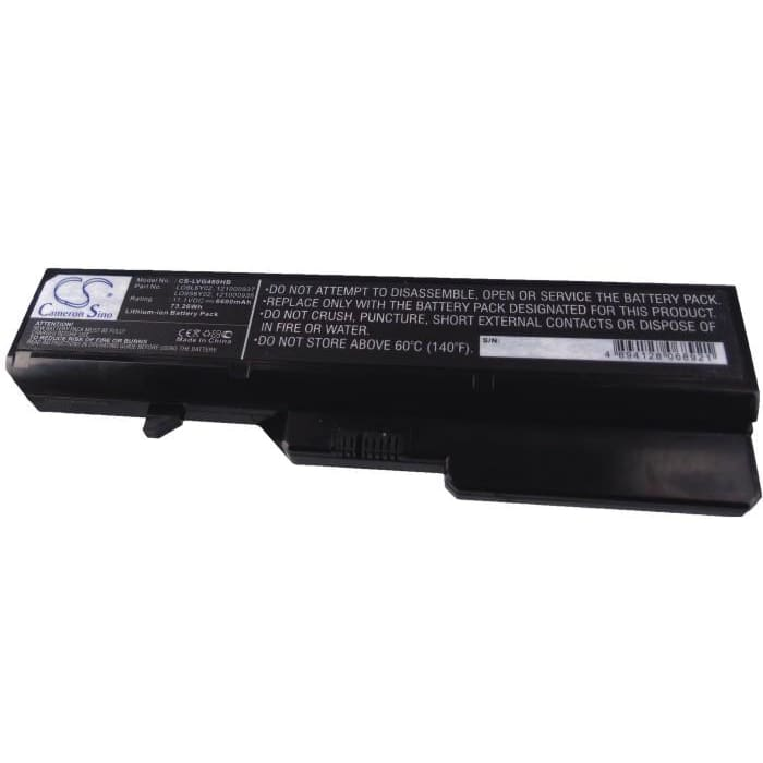 New Premium Notebook/Laptop Battery Replacements CS-LVG460HB