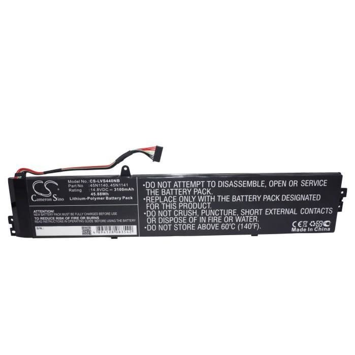New Premium Notebook/Laptop Battery Replacements CS-LVS440NB