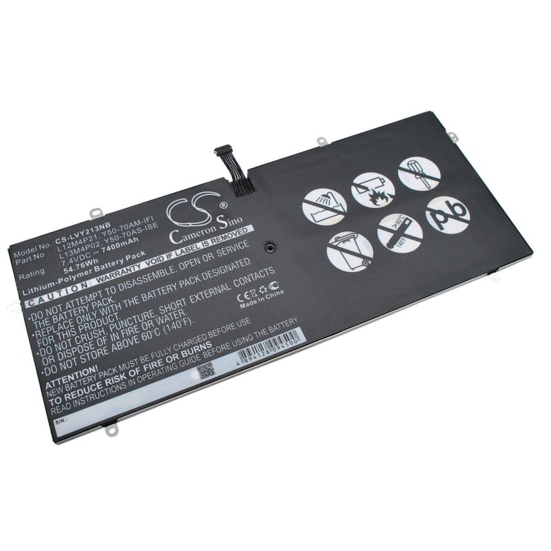 New Premium Notebook/Laptop Battery Replacements CS-LVY213NB