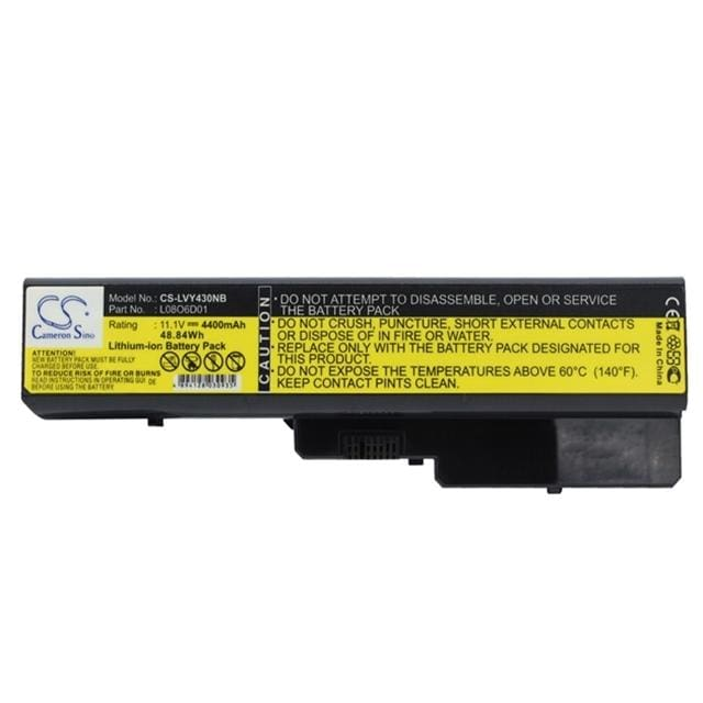 New Premium Notebook/Laptop Battery Replacements CS-LVY430NB