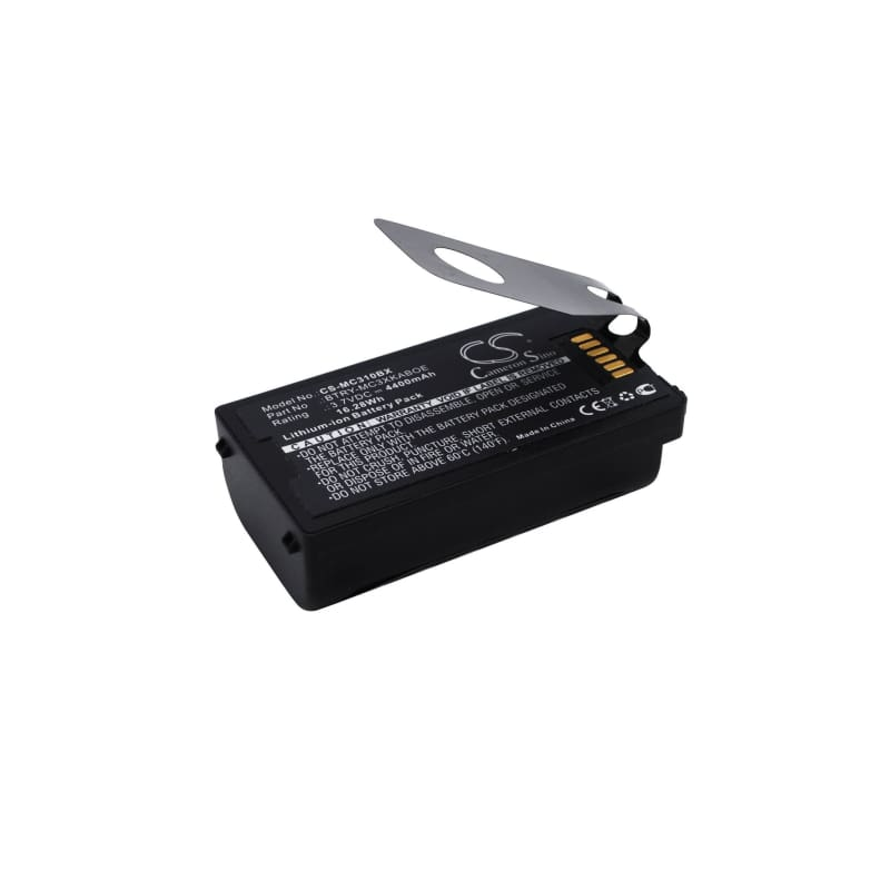 New Premium BarCode/Scanner Battery Replacements CS-MC310BX