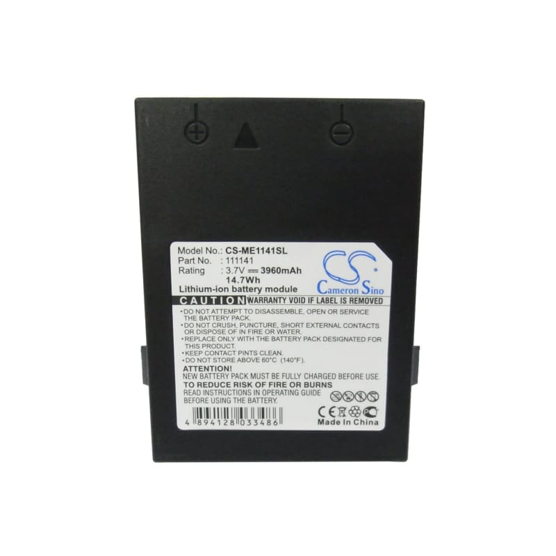 Premium Battery for Ashtech Mobilemapper Cx Gis-gps Receiver 3.7V, 3960mAh - 14.65Wh