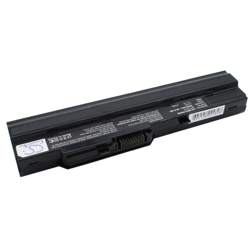 New Premium Notebook/Laptop Battery Replacements CS-MSU100HB