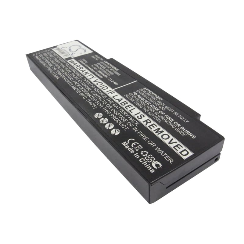 New Premium Notebook/Laptop Battery Replacements CS-MT8389HB