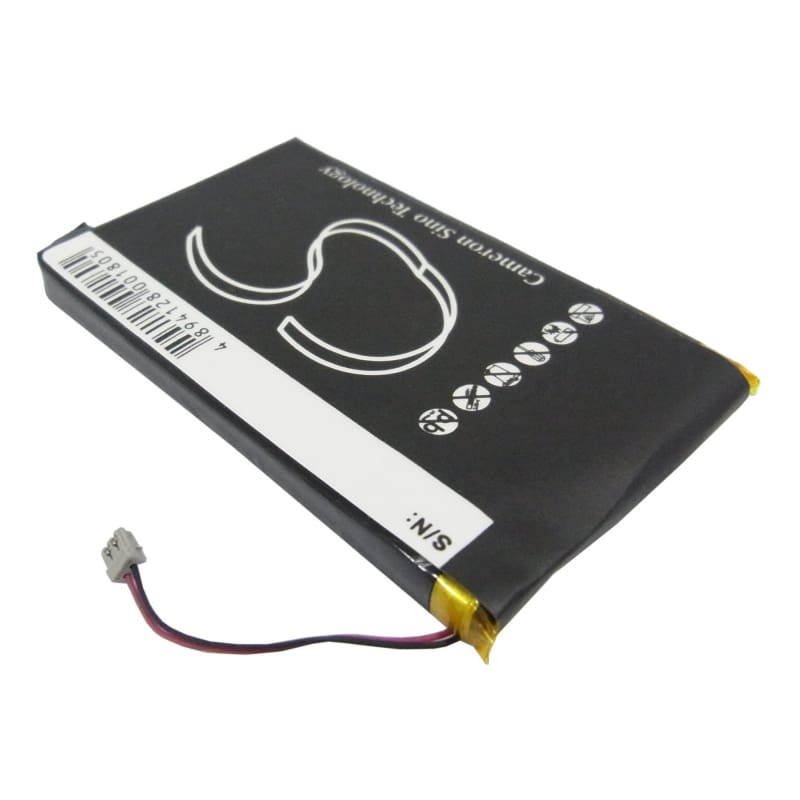 New Premium PDA/Pocket PC Battery Replacements CS-N600CSL