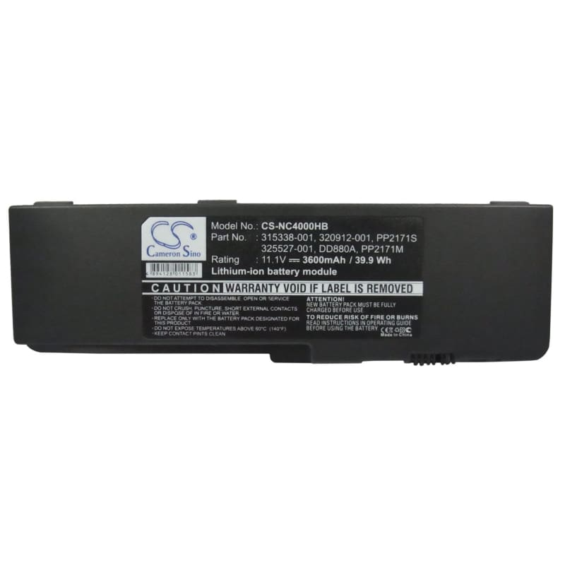 New Premium Notebook/Laptop Battery Replacements CS-NC4000HB