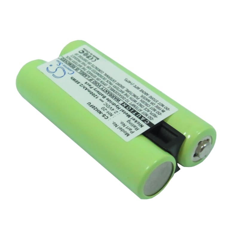 Premium Battery for Fujifilm Finepix F420, Finepix F420 2.4V, 1200mAh - 2.88Wh