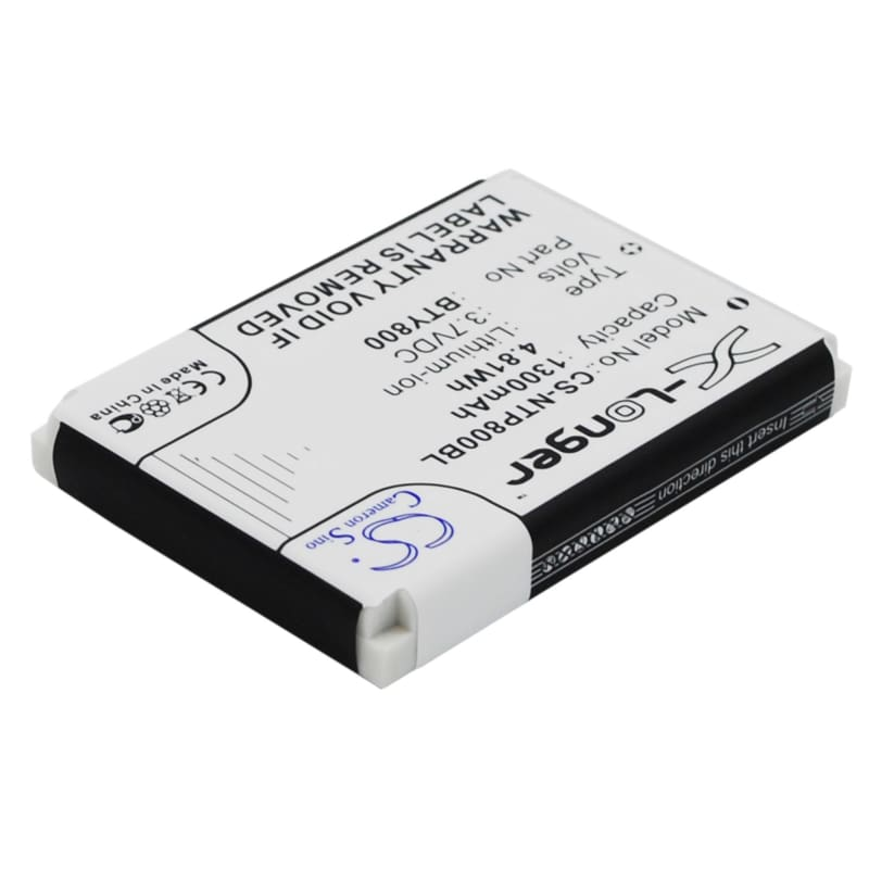 Premium Battery for Cipher Lab 8200 3.7V, 1300mAh - 4.81Wh
