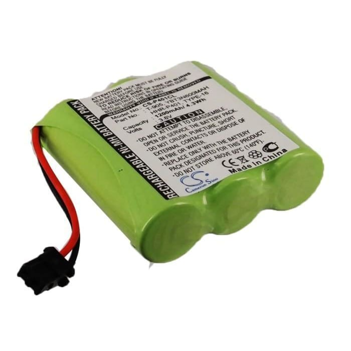 New Premium Cordless Phone Battery Replacements CS-P401CL