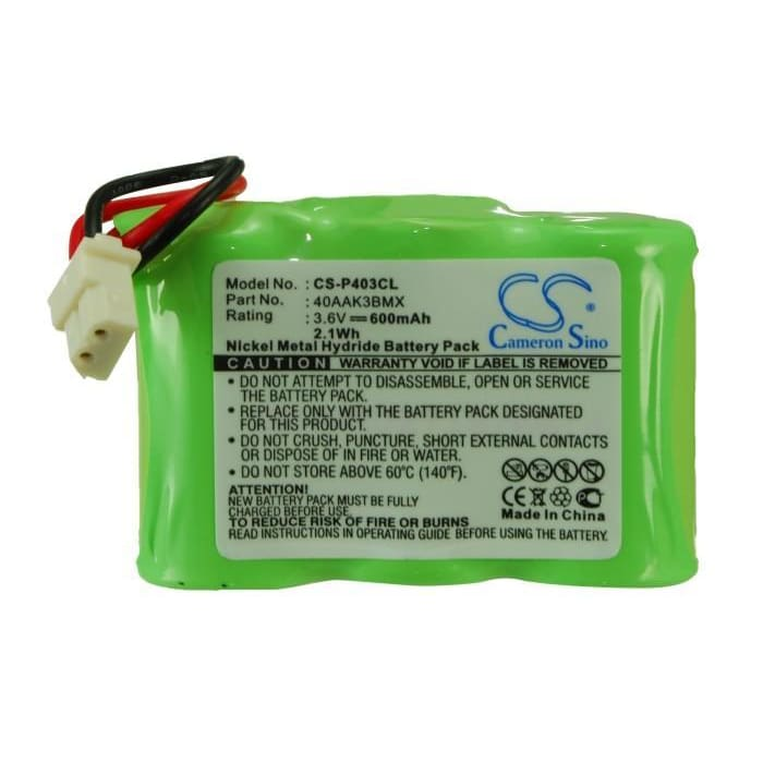 New Premium Cordless Phone Battery Replacements CS-P403CL