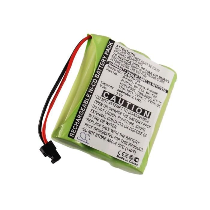 New Premium Cordless Phone Battery Replacements CS-P501CL