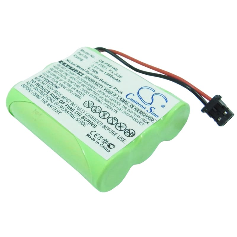 New Premium Cordless Phone Battery Replacements CS-P501HL