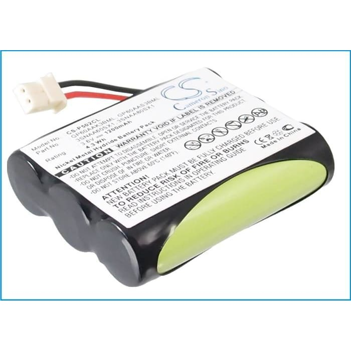 New Premium Cordless Phone Battery Replacements CS-P502CL