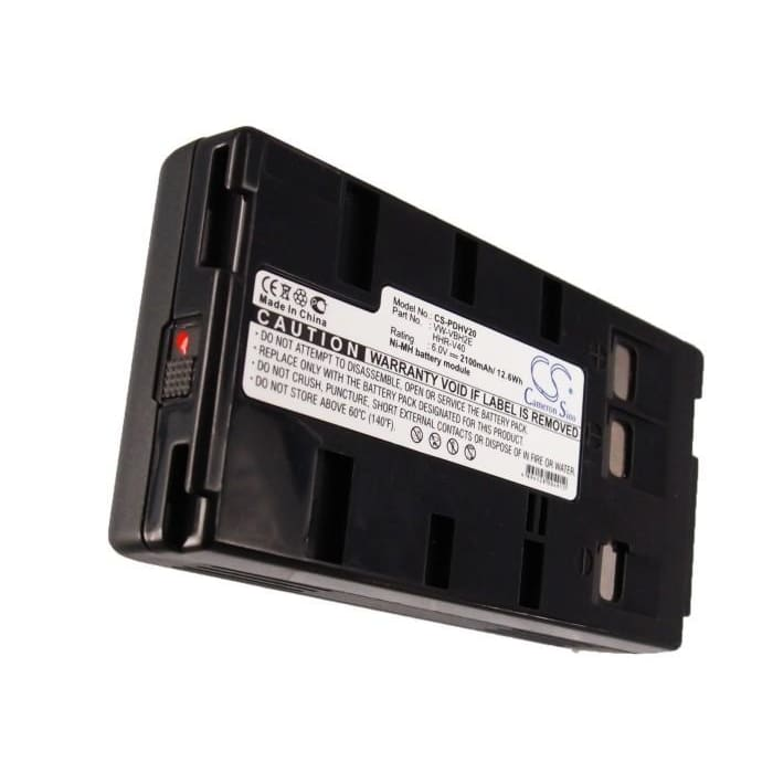 Premium Battery for Blaupunkt Cc-664, Cc-684, Cc-695, Sc-625, 6V, 2100mAh - 12.60Wh