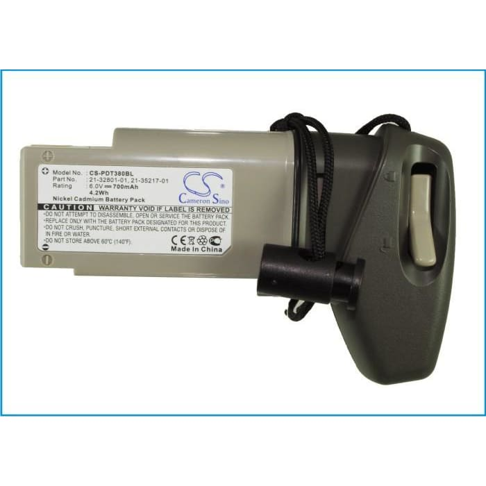 New Premium BarCode/Scanner Battery Replacements CS-PDT380BL