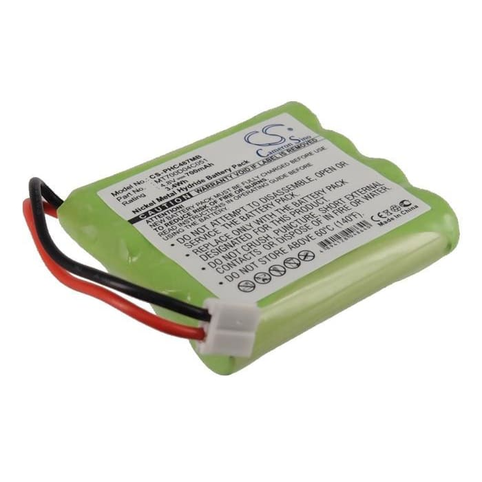 New Premium BabyPhone Battery Replacements CS-PHC487MB