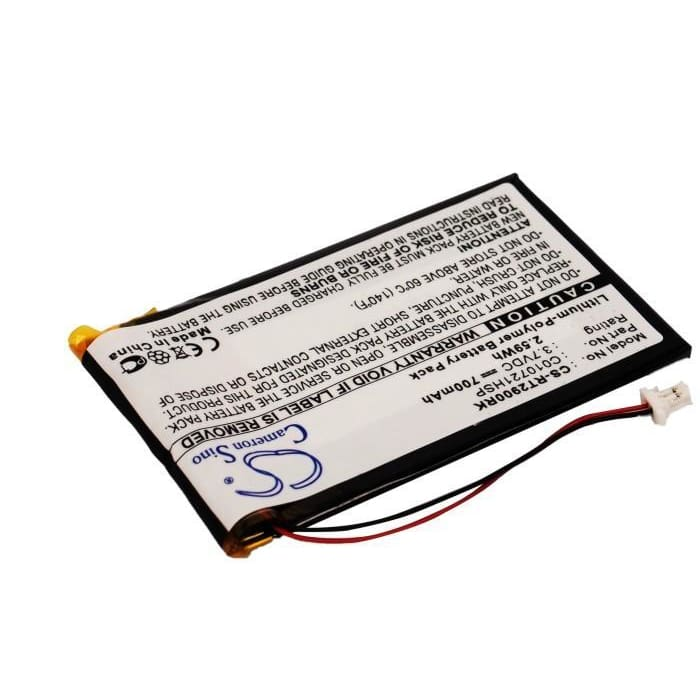 Premium Battery for Rapoo 2900 Touch 3.7V, 700mAh - 2.59Wh