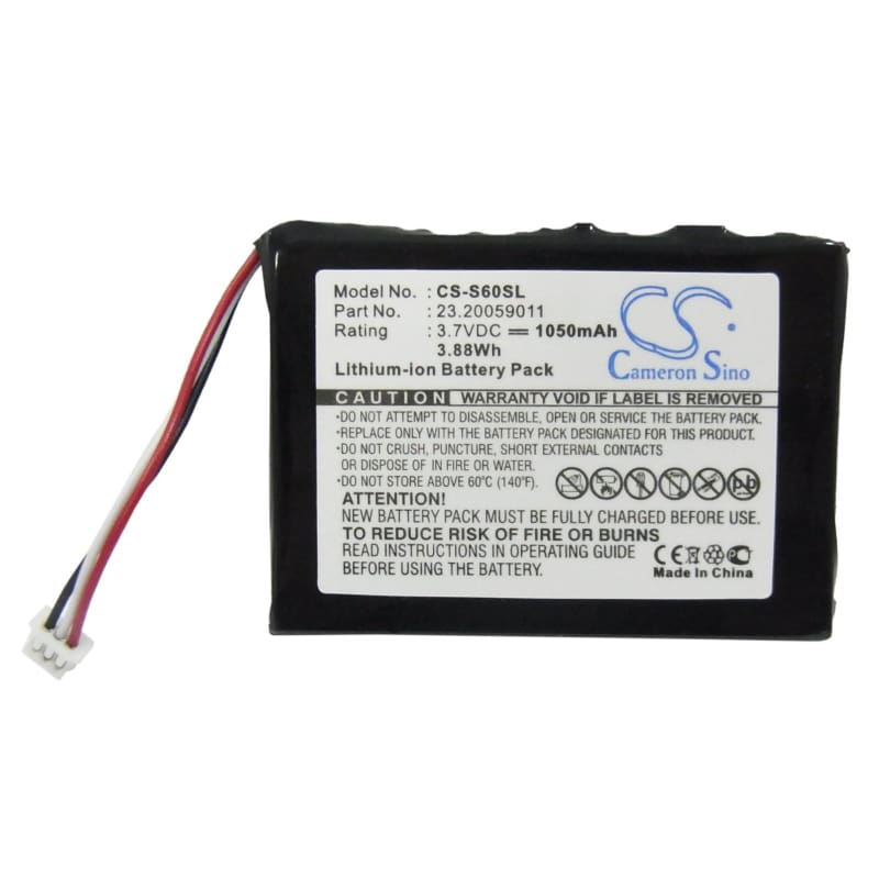 New Premium PDA/Pocket PC Battery Replacements CS-S60SL