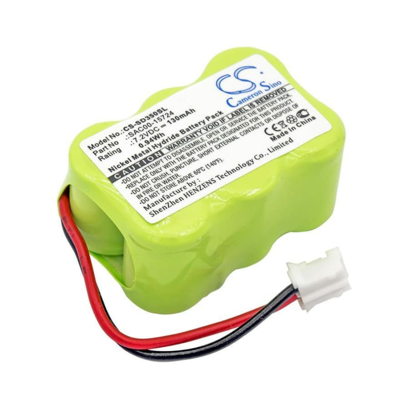 Premium Battery for Sportdog, Fieldtrainer Sd-400, Fieldtrainer Sd-400s 7.2V, 130mAh - 0.94Wh