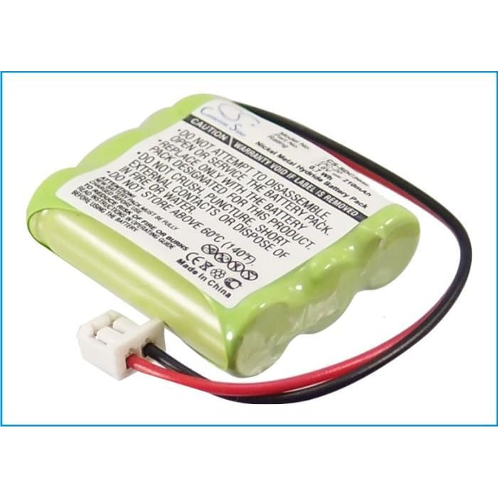 Premium Battery for Dogtra 175ncp, 180ncp, 200ncp 3.6V, 210mAh - 0.76Wh