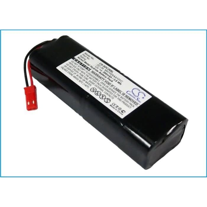 Premium Battery for Kinetic Mh700aaa10yc 12.0V, 300mAh - 3.60Wh