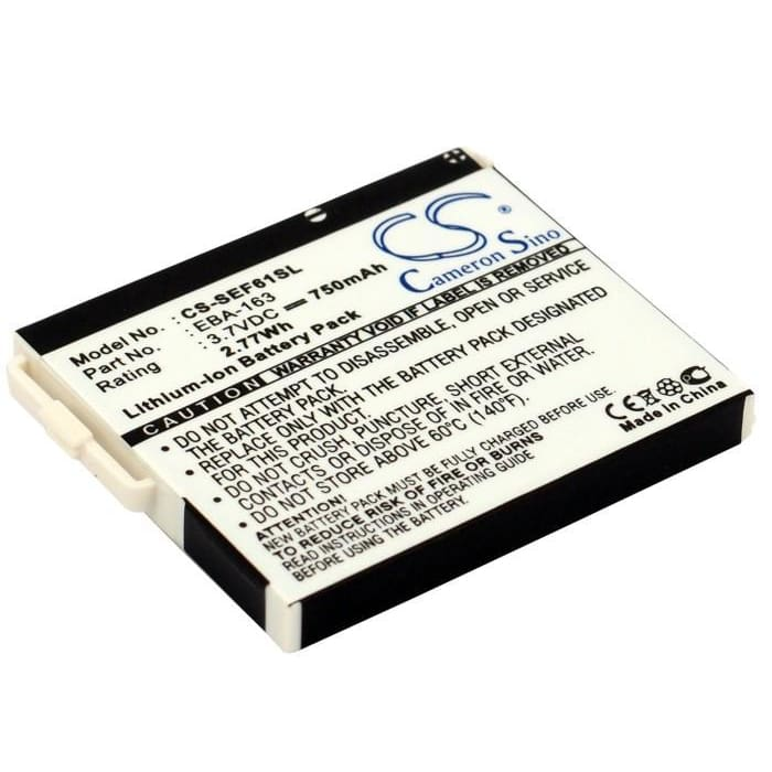 New Premium Mobile/SmartPhone Battery Replacements CS-SEF61SL