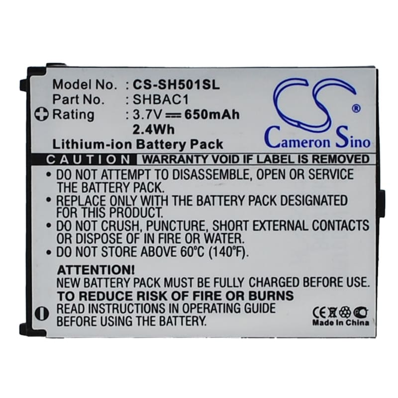New Premium Mobile/SmartPhone Battery Replacements CS-SH501SL