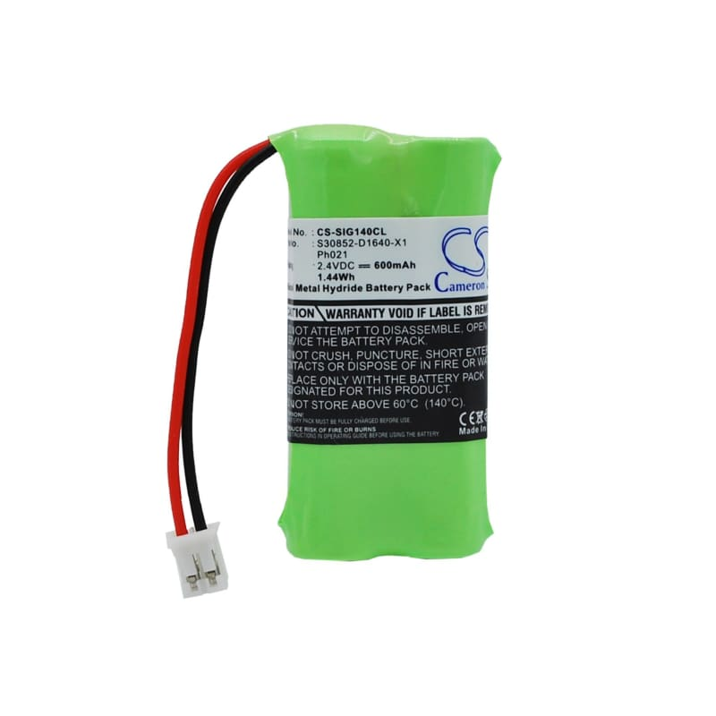 New Premium Cordless Phone Battery Replacements CS-SIG140CL