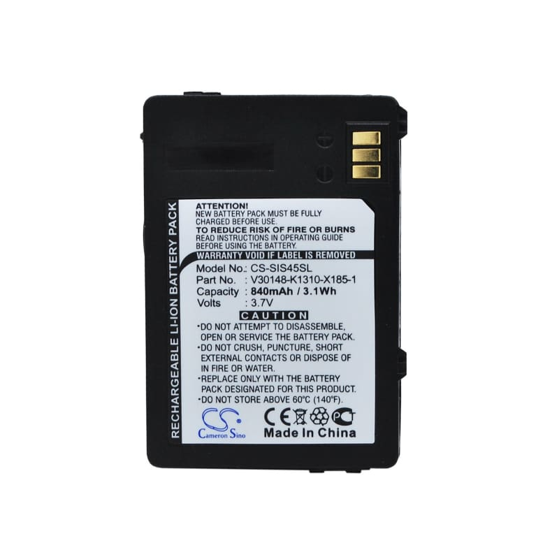 New Premium Mobile/SmartPhone Battery Replacements CS-SIS45SL