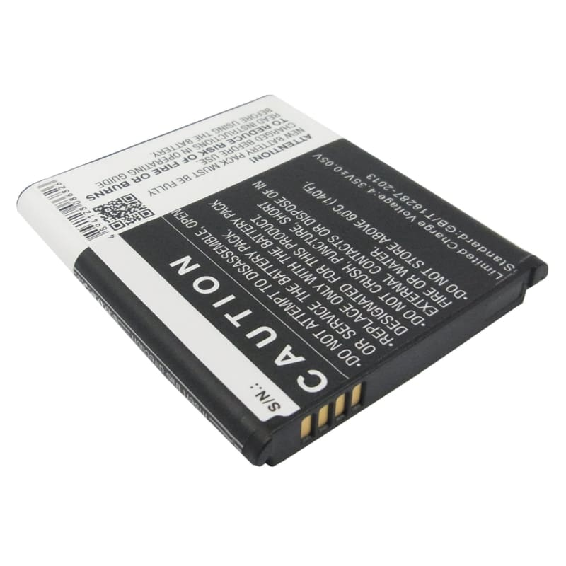 Premium Battery for Samsung Galaxy K Zoom, Galaxy 3.8V, 2400mAh - 9.12Wh