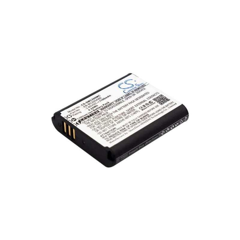 Premium Battery for Samsung, Gear 360, Sm-c200 3.85V, 1100mAh - 4.24Wh
